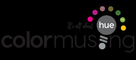 Colormusing logo